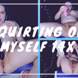 All My Squirting Videos bundle by CelesteLuna