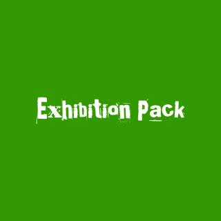 Exhibition Pack bundle by Liv Pope