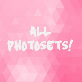 ALL Photosets! bundle by Theodora
