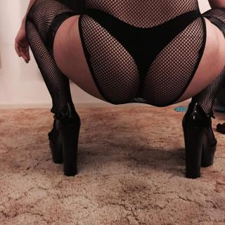 Fishnets & Femdom Photo Set Bundle bundle by Goddess SiennaLuxx