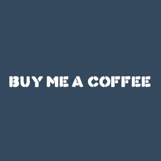 Buy Me A Coffee ☕ photo gallery by Alex Dagger