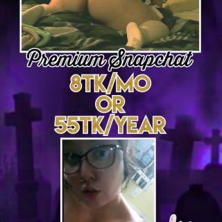 Premium Snapchat Subscription photo gallery by Ally Lynn Carter