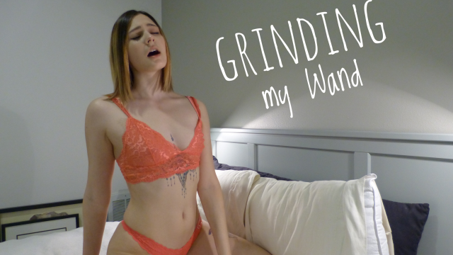 Grinding my Wand video from Audrey Marie
