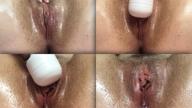 Part 3: Oily Pussy Cum video from Ava Luna