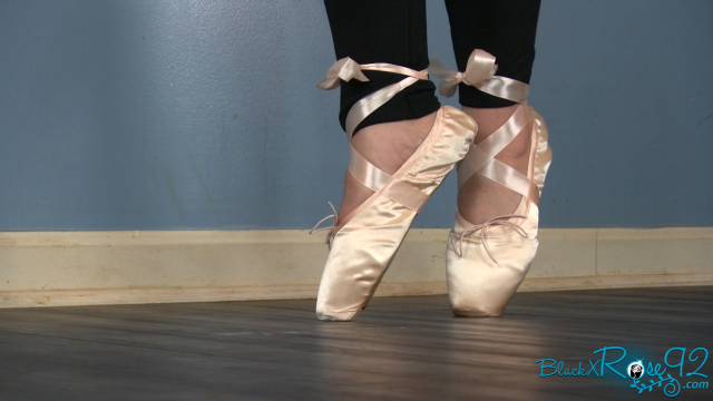 My First Ballet Slippers video from BlackxRose92