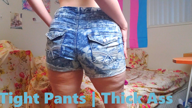 Tight Pants | Thick Ass video by Blair Glass