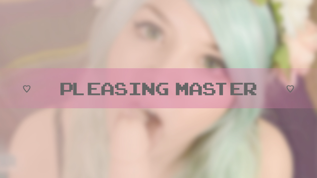 Pleasing Master video from BLISSB0T