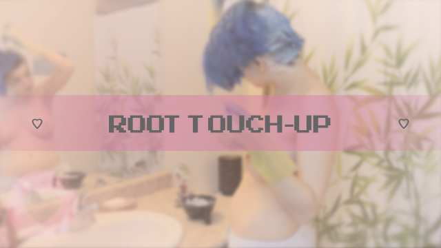 Root Touch-Up video from BLISSB0T
