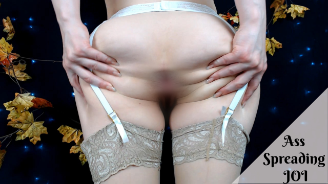Ass Spreading JOI: Custom for J video by Blueberryspice