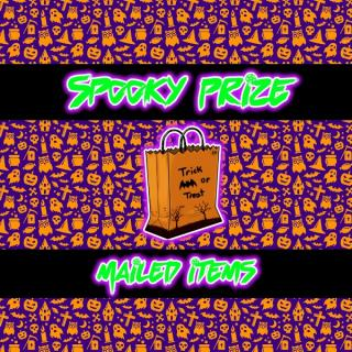 Spooky Prize: Mailed Items photo gallery by Lucy Strawberry
