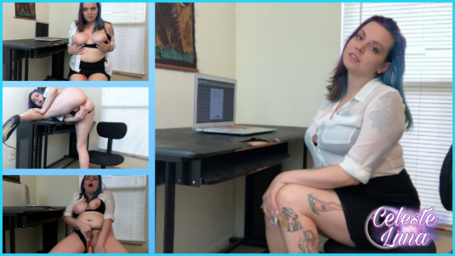Bratty Secretary Fucked Into Submission video from CelesteLuna
