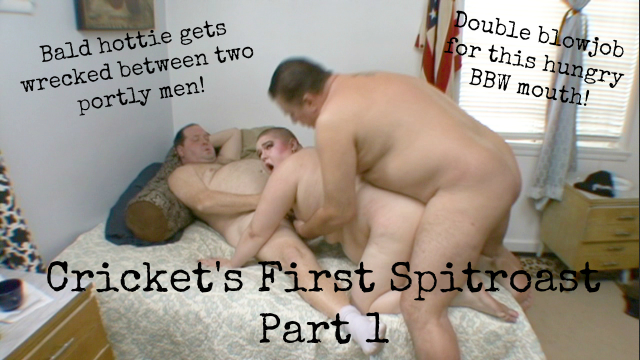Cricket's First Spitroast Part 1 video by CricketRose