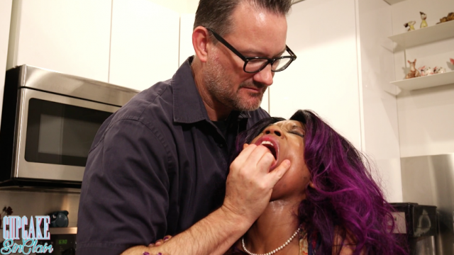 A Lesson for that Mouth... video from Cupcake SinClair