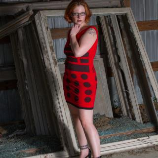 Dalek Domme photo gallery by Dangerous Ginger