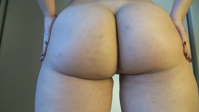 Become Enslaved to My Big Ass- Worship It video by Dani Sorrento