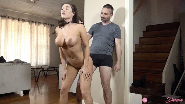 Master Forces Piss Slave To Orgasm video from Davina Davis