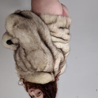Fur coat freak photo gallery by Aisling Murrow