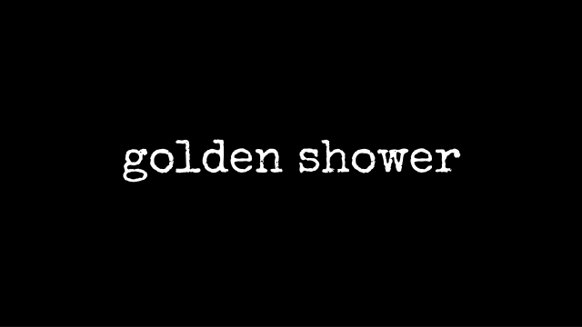Amateur Porn Video : Golden Shower
