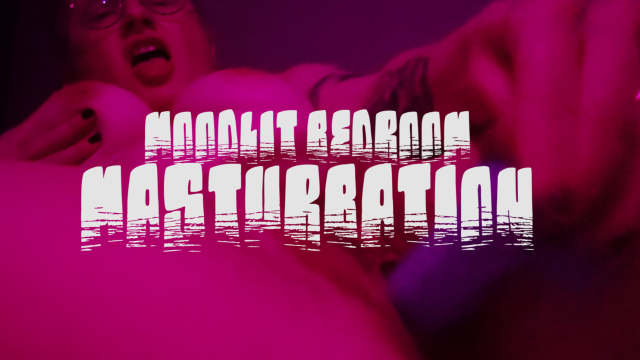 Moodlit Bedroom Masturbation video from Dorian Rhey