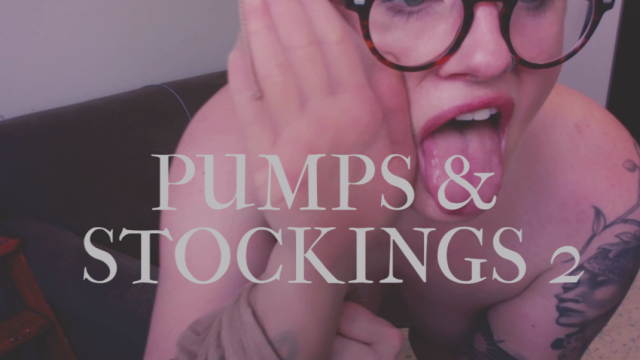 Pumps & Stockings II video by Dorian Rhey