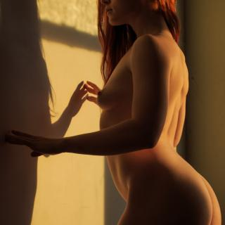 Natural light nudes photo gallery by Eevee Squeeks