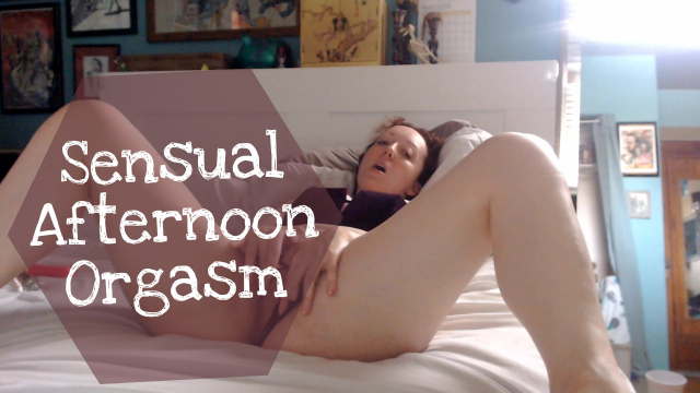 Sensual Afternoon Orgasm video from Ellamourne