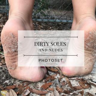 Dirty Soles & Nudes photo gallery by Ellie Boulder