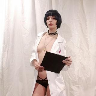 Tae Takemi Lewd Set photo gallery by EmberBurns