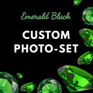 Sexy pics of your choice photo gallery by Emerald Black