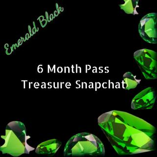 Treasure Snapchat 6 Month Pass photo gallery by Emerald Black