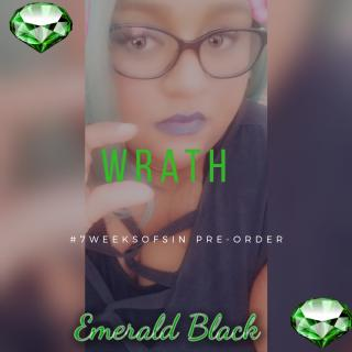7 weeks of sin: Wrath pre-order photo gallery by Emerald Black