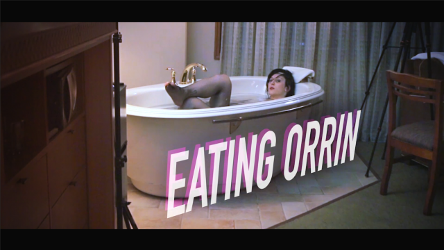 Eating Orrin video from Emmaescapes
