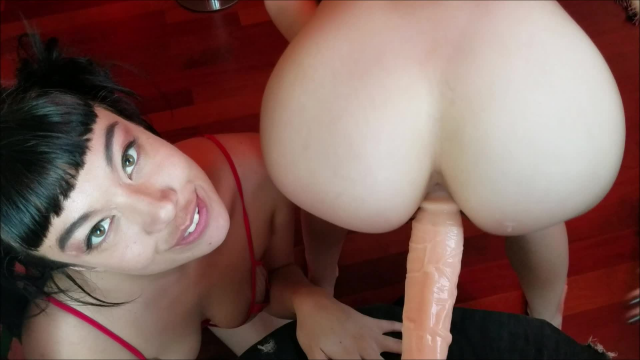 Sisters Suck and Fuck U POV 1 video from Little Puck