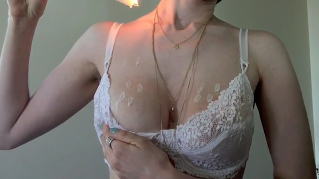 White Lace video from Evelyn Graves