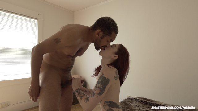 Candid Passionate Creampie with Mickey Mod video by Fabiana Fox