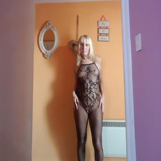 Black Body Stocking photo gallery by Lucy
