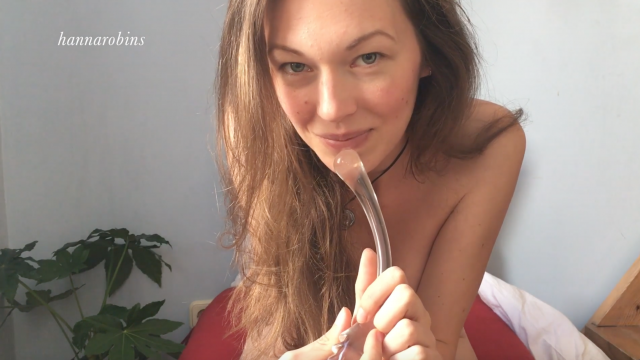 Watch my pussy cumming twice video from Hanna Robins