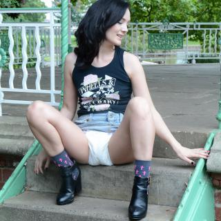 Diapered on the Bandstand photo gallery by Her Kink