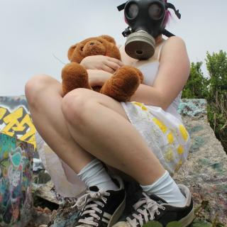 Dystopian Wasteland Babe photo gallery by Annie Lynne