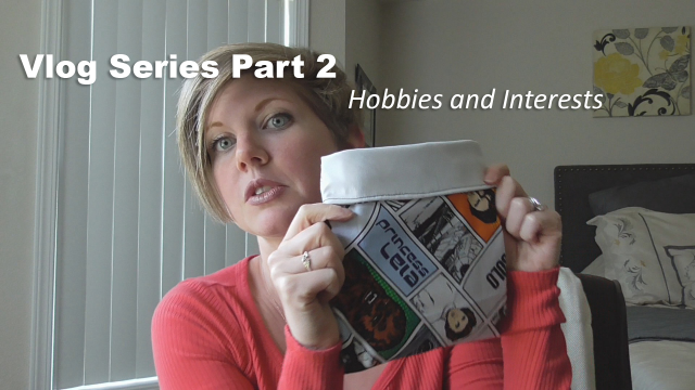 Free Vlog Series Episode 2: Hobbies video from HousewifeGinger