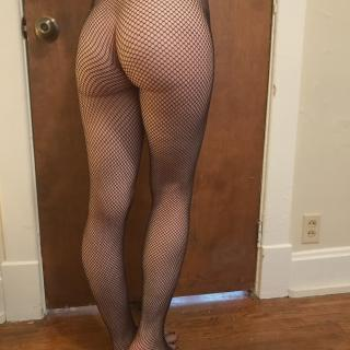 Fishnet Fetish photo gallery by Annie