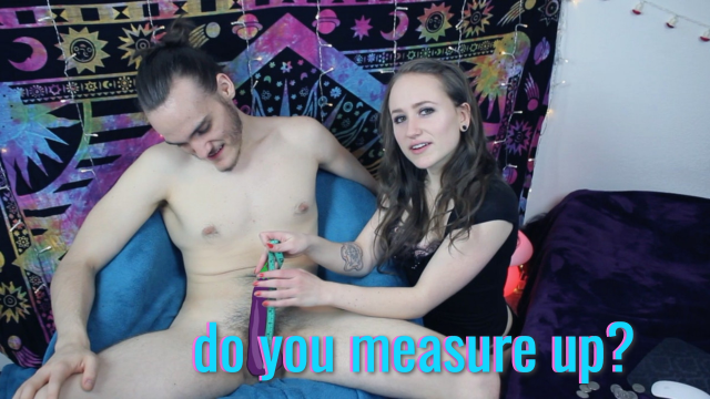 Do You Measure Up? video from Lizzie Love
