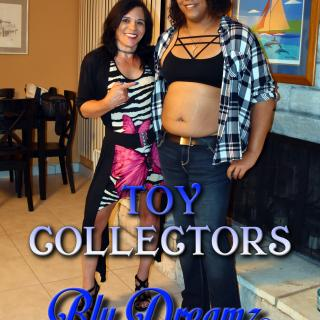 On The Set: Toy Collectors photo gallery by Jacquie Blu