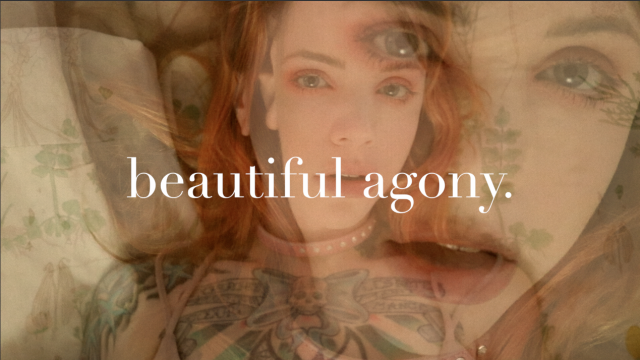 Beautiful Agony video by Jasper