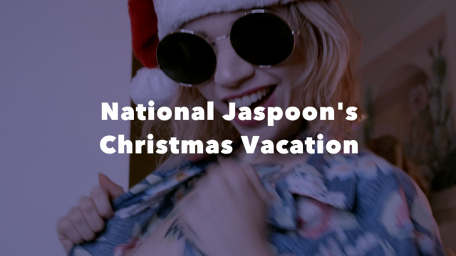 National Jaspoon's Xmas Vacation video from Jasper