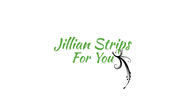 Jillian Strips For You video from Jillian Drake