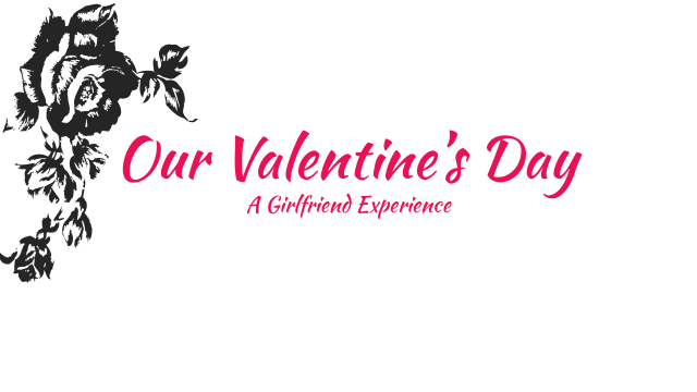 Our Valentine's Day - A Girlfriend Experience video from Jillian Drake