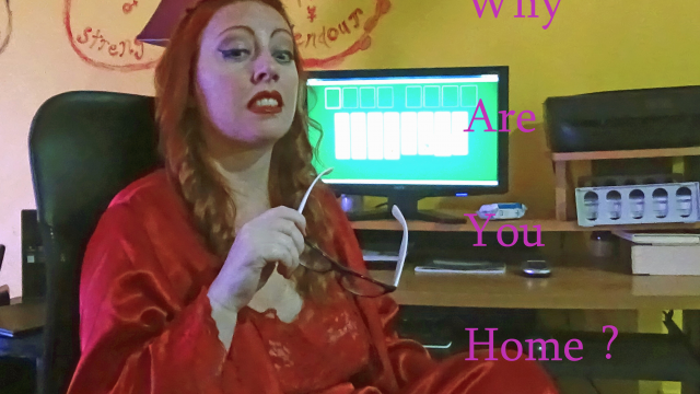Why Are You Home? video from Josie6Girl