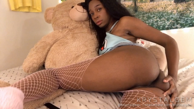 Teddy Bear Tease n Ride video from Krystal Gem