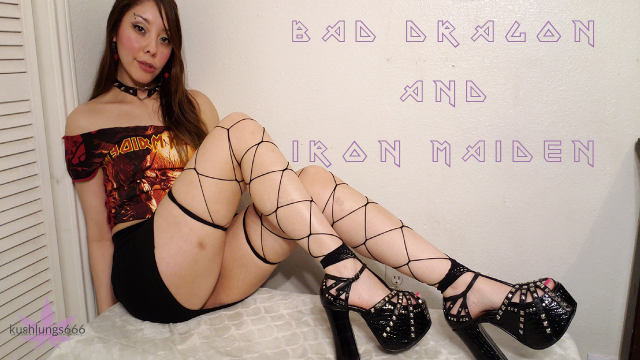 Snap Story - Bad Dragon & Iron Maiden video by Kush
